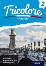 Tricolore 5e édition Student Book 2