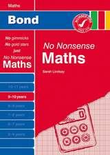Bond No Nonsense Maths 9-10 years