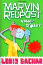 Marvin Redpost: A Magic Crystal?: Book 8 - Rejacketed