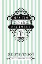 Mrs Tim of the Regiment