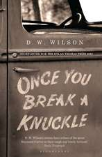 Once You Break a Knuckle