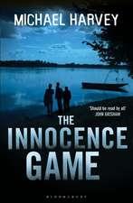 Harvey, M: The Innocence Game