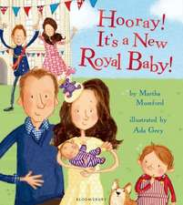 Hooray! It's a New Royal Baby!