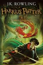 Harry Potter and the Chamber of Secrets (Latin): Harrius Potter et Camera Secretorum