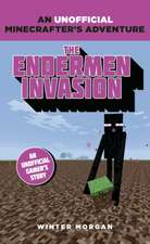 Minecrafters: The Endermen Invasion: An Unofficial Gamer's Adventure