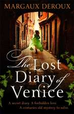 DeRoux, M: The Lost Diary of Venice