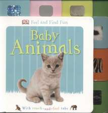 Feel and Find Fun Baby Animals