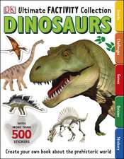 Dinosaur Ultimate Factivity Collection: Create your own Book about the Prehistoric World