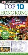 DK Eyewitness Top 10 Travel Guide Hong Kong