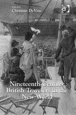 Nineteenth-Century British Travelers in the New World