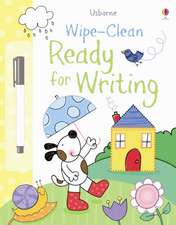 Brooks, F: Wipe-Clean Ready for Writing