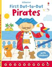First Dot-to-Dot Pirates