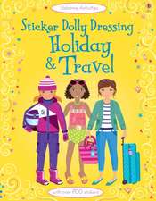 Sticker Dolly Dressing