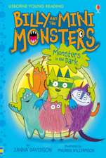 Davidson, Z: Billy and the Mini Monsters (1) - Monsters in t