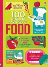 Baer, S: 100 Things to Know About Food