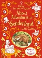 Alice's Adventures in Wonderland, Usborne Illustrated