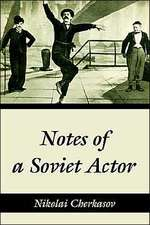 Notes of a Soviet Actor