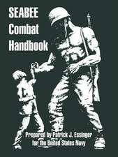Seabee Combat Handbook