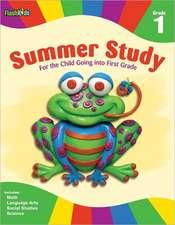 Summer Study:  Grade 1 (Flash Kids Summer Study)