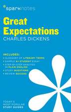 Great Expectations Sparknotes Literature Guide:  Grades 5-6