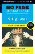 King Lear: No Fear Shakespeare Deluxe Student Edition, Volume 3