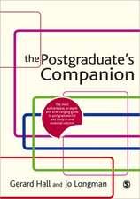 The Postgraduate's Companion