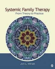 Systemic Family Therapy: From Theory to Practice