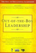 Out-of-the-Box Leadership