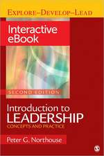 Introduction to Leadership Interactive eBook: A Practical Approach