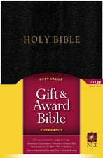 Gift and Award Bible-Nlt:  Biblical Answers to Common Questions (Booklet)