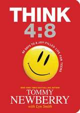 Think 4:  40 Days to a Joy-Filled Life for Teens