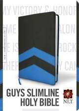 Guys Slimline Bible-NLT