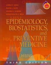 Epidemiology, Biostatistics and Preventive Medicine: With STUDENT CONSULT Online Access