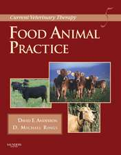 Current Veterinary Therapy: Food Animal Practice