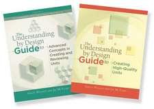 Understanding by Design Guide Set (2 Books)