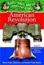 American Revolution:  Revolutionary War on Wednesday