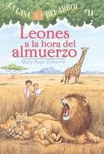 Leones a la Hora del Almuerzo = Lions at Lunchtime:  Vacas Escritoras = Click, Clack, Moo