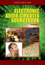 Electronic Audio Circuits Sourcebook Volume 1