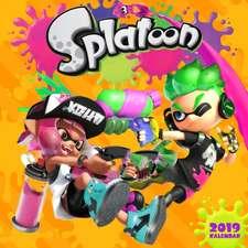 The Splatoon 2019 Wall Calendar
