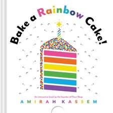 Bake a Rainbow Cake!