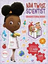 Ada Twist, Scientist: Brainstorm Book