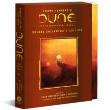 DUNE: The Graphic Novel, Book 1: Dune: Deluxe Collector's Edition