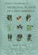 Duke's Handbook of Medicinal Plants of Latin America