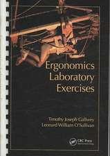 Ergonomics Laboratory Exercises