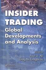 Insider Trading:  Global Developments and Analysis