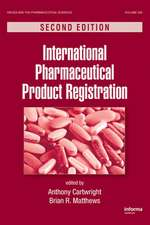 International Pharmaceutical Product Registration