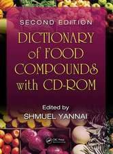 Dictionary of Food Compounds , Second Edition [With CDROM]:  The Detection, Formation, Evolution and Dynamics of Planetary Systems