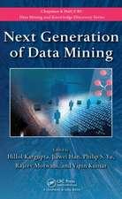Next Generation of Data Mining