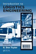 Introduction to Logistics Engineering