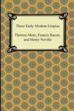 Three Early Modern Utopias